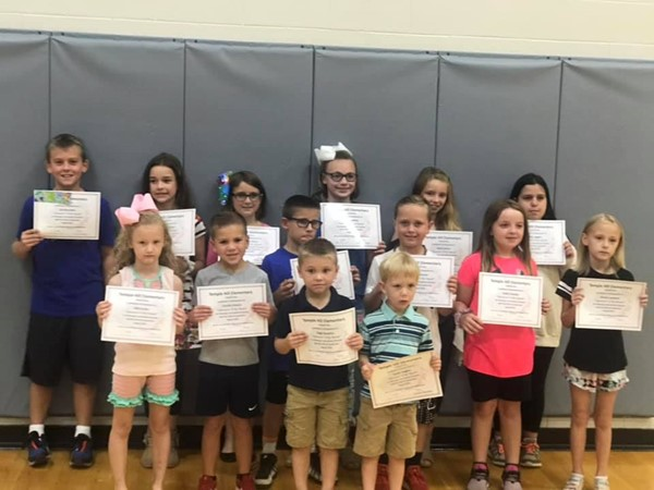 Student of the Month - Leadership