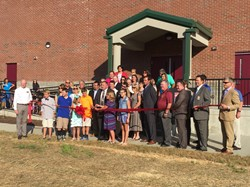 RC Ribbon Cutting