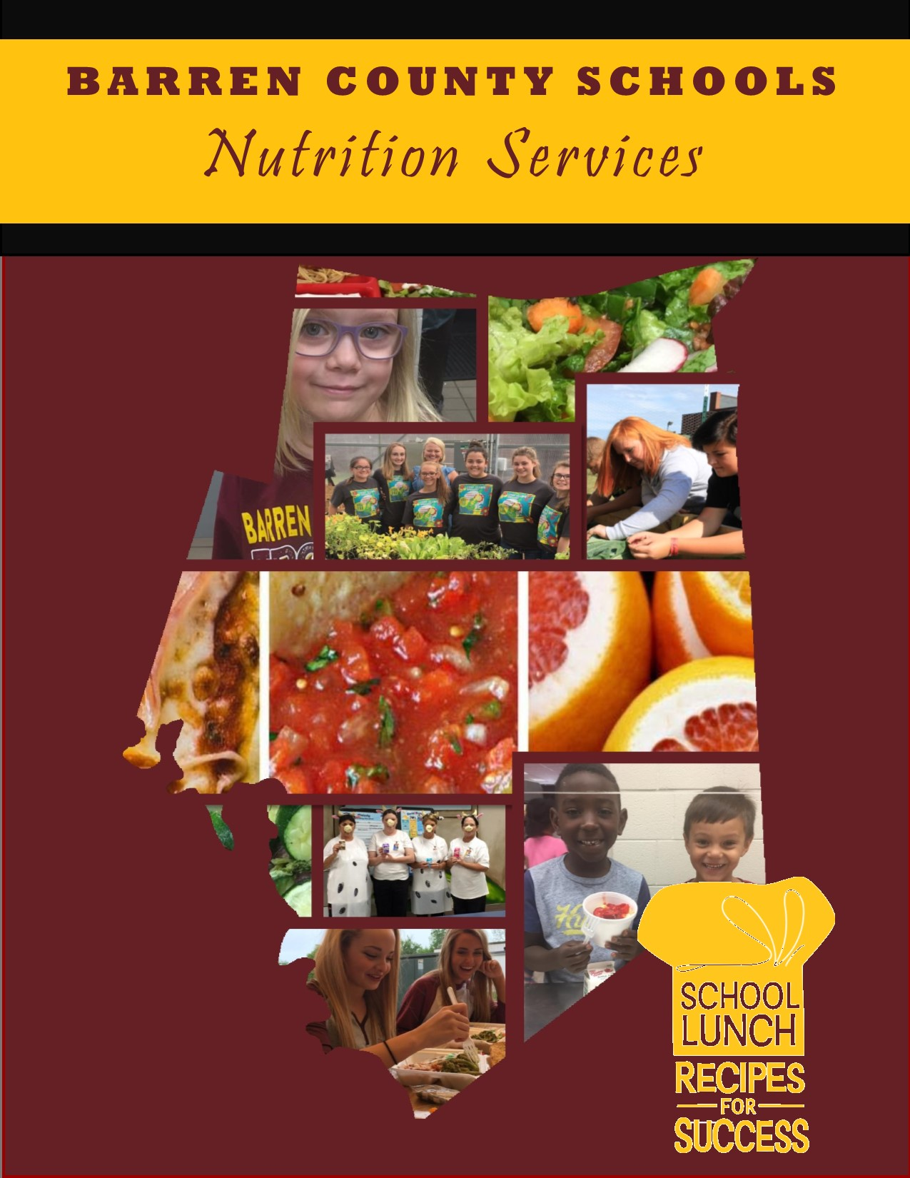 BC Nutrition Services with food pics