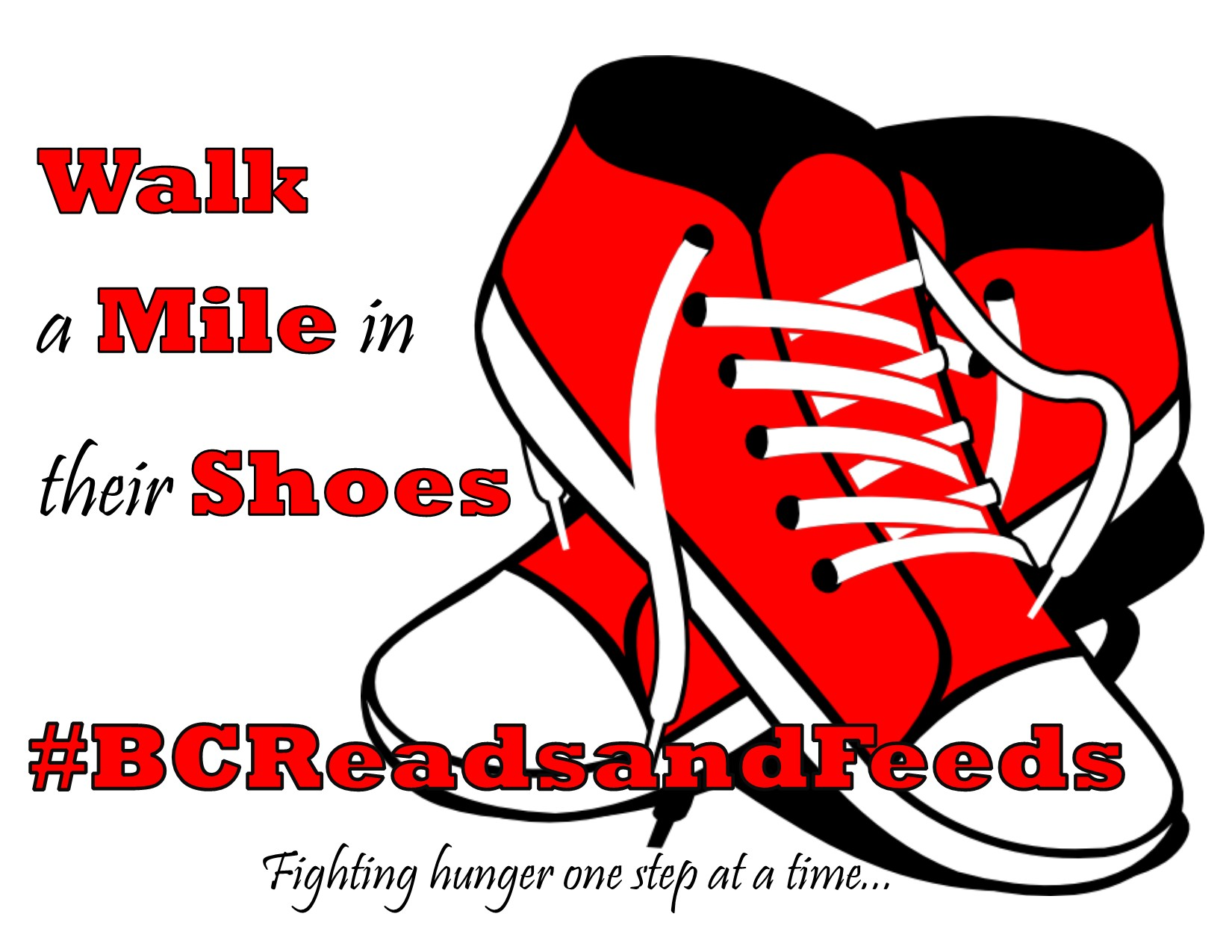 Walk a Mile in Their Shoes Logo